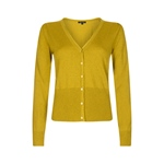 King Louie CARDI V COCOON spring yellow