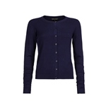 King Louie CARDI ROUNDNECK DROPLET navy