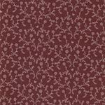 CLAIRE gewebte Baumwolle ginger red