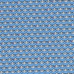 LOVEBOAT CLASSIC SHIRT Jersey hellblau