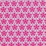 JULIA gew. Baumwolle Blumenornamente pin