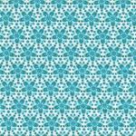 JULIA gew. Baumwolle Blumenornamente grü
