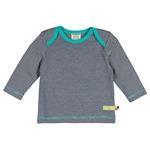 Loud + Proud Shirt Micro-Streifen ultram