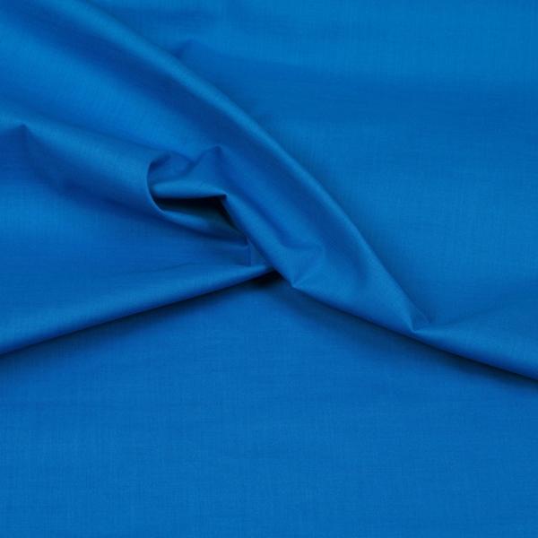 Feinbatist Futter-Batist blau