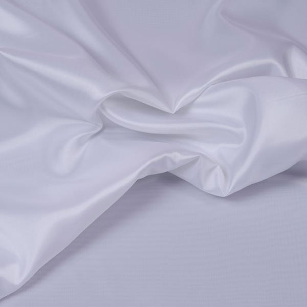 Viskose-Futter weiß
