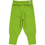 Maxomorra Pants Rib bright green