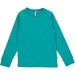 Maxomorra Top Longsleeve turquoise