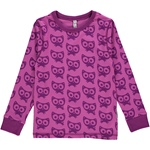 Maxomorra Top Longsleeve CATS
