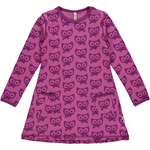 Maxomorra Tunic Longsleeve CATS