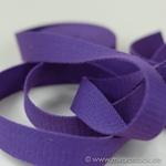 Gurtband 25 mm lila