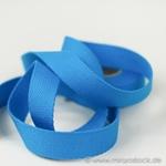 Gurtband 25 mm türkis
