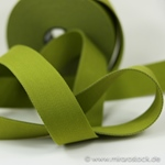 Gurtband 40 mm olivgrün