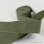 Gurtband 40 mm khaki