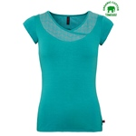 Tranquillo MAGDA Shirt turquoise