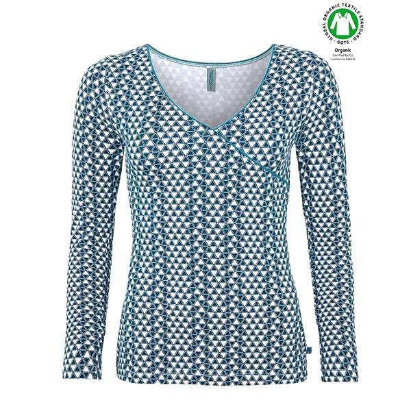 Tranquillo LOONA Shirt atlantica