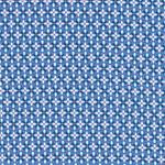 BERRYDROPS Baumwollsatin blau