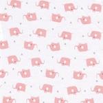 TOUT PETIT Interlockjersey Elefanten