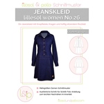 lillesol & pelle women No.26 JEANSKLEID