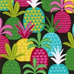 TUTTIE FRUTTIE gew. Baumwolle Ananas