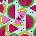 TUTTIE FRUTTIE gew. Baumwolle Melonen