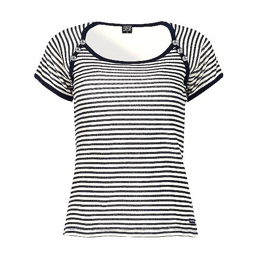 Mademoiselle YéYé ANNA SHIRT stripes