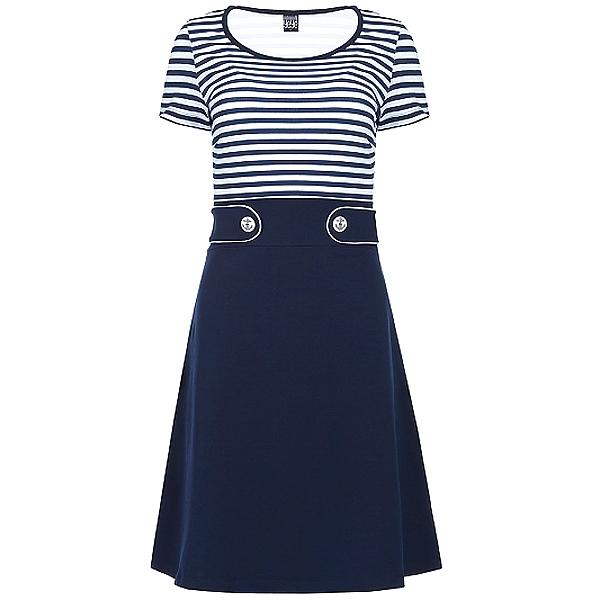 Mademoiselle YéYé ISLA DRESS stripes