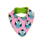 Maxomorra Bib Dribble Triangle OWL