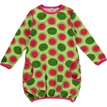 Maxomorra Dress Ballon WATERMELON