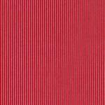 POMPADOUR Webstoff Streifen rot weiß