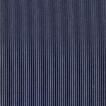 POMPADOUR Webstoff Streifen dunkelblau