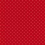 BARCELONA Webstoff Blumen rot