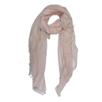 M&K Collection Schal baby pink