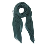 M&K Collection Schal green teal