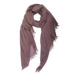 M&K Collection Schal dusty pink