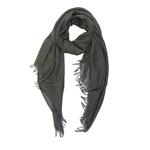 M&K Collection Schal dark khaki