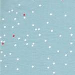 SHINE Baumwollbatist Quadrate eisblau