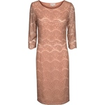 Minus ANASTACIA DRESS cafe creme