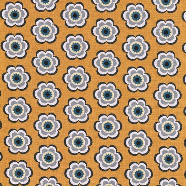 HAPPY FLOWERS große Blüten gelb
