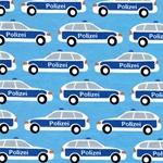 VERA Polizeiauto hellblau