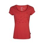 Elkline TIEFSEE T-Shirt redmelange