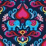HHL ELEPHANT LOVE Jersey dunkelblau