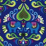 HHL ELEPHANT LOVE Jersey violett