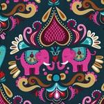 HHL ELEPHANT LOVE Jersey petrol