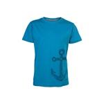 Elkline FESTMACHEN T-Shirt bluebird
