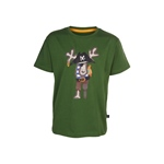 Elkline MESSERJOCKEL T-Shirt gardengreen