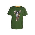 Elkline MESSERJOCKEL T-Shirt gardengreen