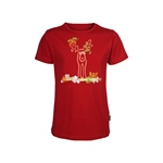 Elkline LANDGANG T-Shirt red
