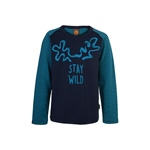 Elkline TAMTAM Sweatshirt bluebird-blues
