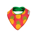 Maxomorra Bib Dribble PINEAPPLE