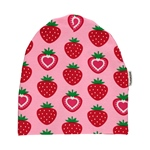 Maxomorra Hat Regular STRAWBERRY